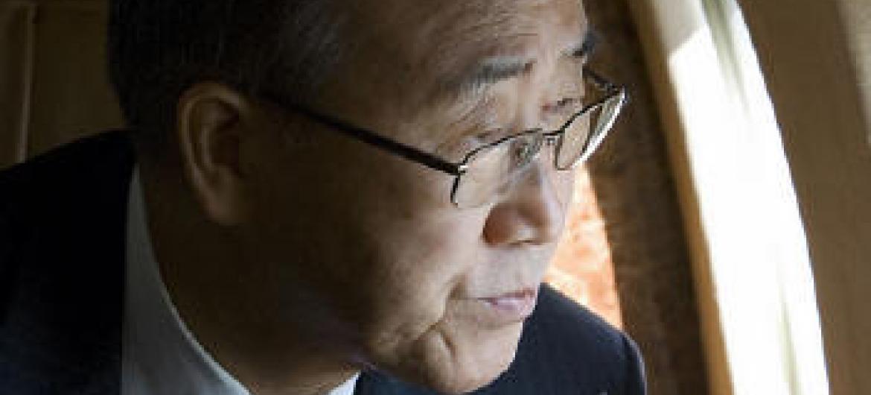 Ban Ki-moon. Foto: ONU