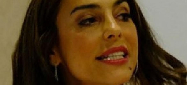 Catarina Furtado. Foto: Unfpa