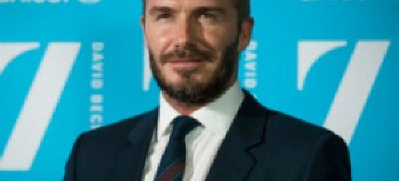 David Beckham. Foto: Unicef/Ukla2015-00014/Buck
