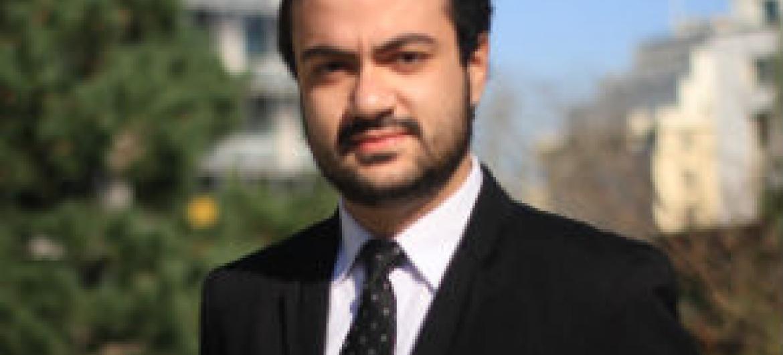 Leandro Pereira França. Foto: Arquivo Pessoal