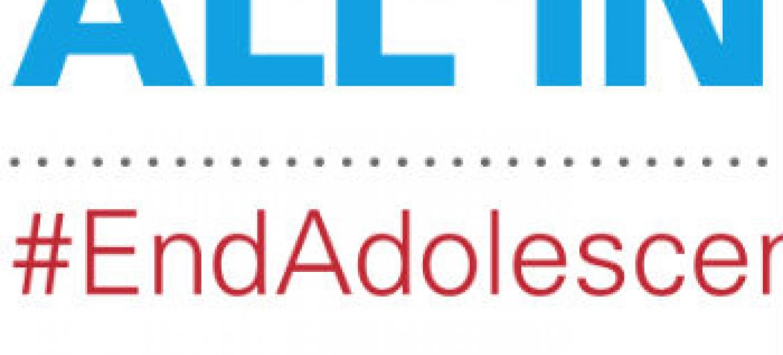 Logo da campanha. Imagem: Unaids