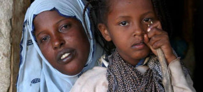 Defesa dos direitos das meninas e das mulheres. Foto: Unfpa
