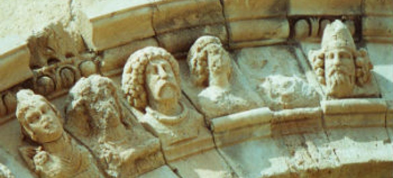 Hatra, Patrimônio Mundial da Humanidade. Foto: Unesco/Véronique Dauge