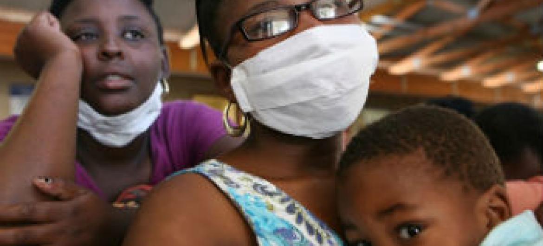 Estratégia para acabar com a tuberculose foi lançada em maio de 2014.Foto: Irin/David Gough