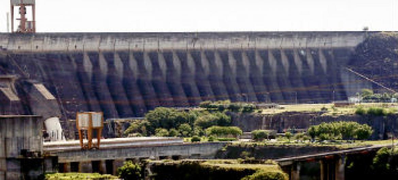Itaipu Binacional ganha prêmio pela boa gestão de recursos hídricos. Foto: ONU/Evan Schneider