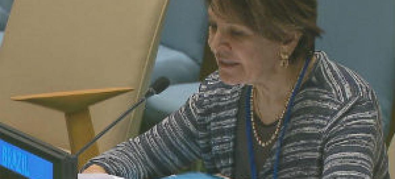 Linda Goulart. Foto: Reprodução