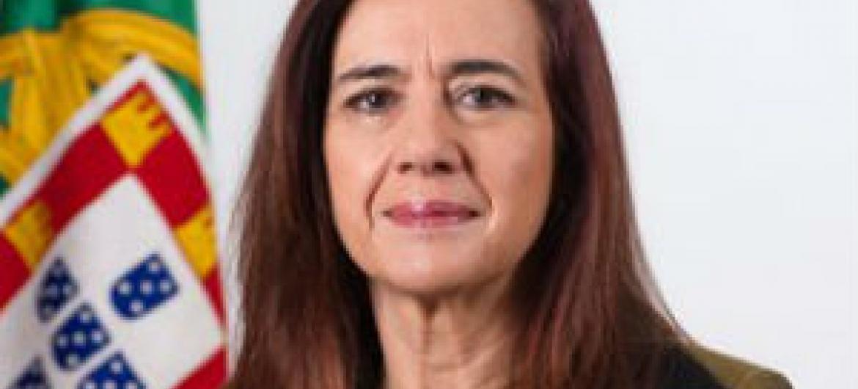 Ministra Anabela Rodrigues. Foto: Governo de Portugal