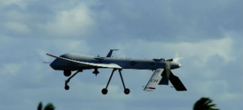 Relatores pediramtransparência e prestação de contas no uso de drones em operações militares.Foto: Departamento de Defesa dos Estados Unidos/James L. Harper Jr.