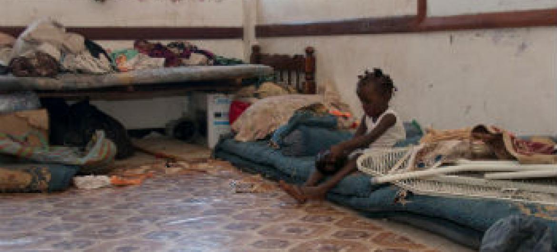 Condições precárias no Iêmen. Foto: Ocha/Eman al Awami