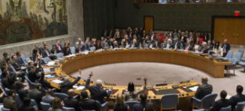 Conselho de Segurança aprova resolução contra violência no Iêmen. Foto: ONU/Eskinder Debebe