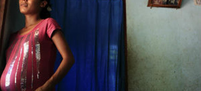 Entrevista abordou situação da saúde materna e reprodutiva no Brasil.Foto: ONU/Martine Perret