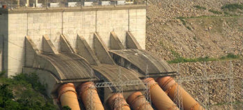 Relatórioilustra os impactos das mudanças climáticas sobre a energia hidrelétrica e infraestruturas de irrigação.Foto: Banco Mundial/Arne Hoel