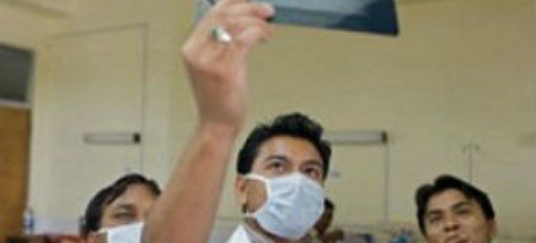 Segundo a OMS, China confirmou o primeiro caso da Síndrome Respiratória do Médio Oriente.Foto: OMS