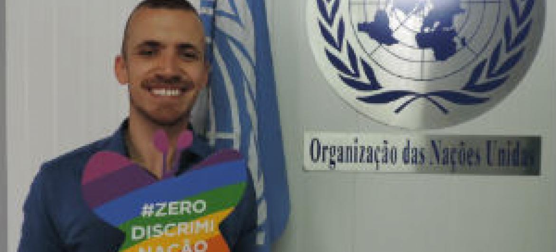 Cleiton Euzébio de Lima. Foto: Arquivo Pessoal