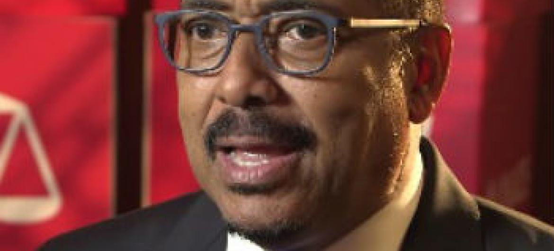Michel Sidibé. Foto: Reprodução vídeo Unaids