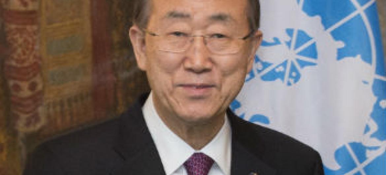 Ban Ki-moon. Foto: ONU/Eskinder Debebe