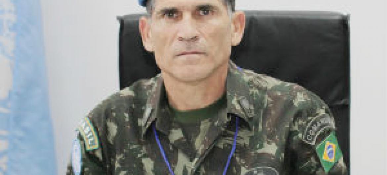 General Carlos Alberto dos Santos Cruz. Foto: Monusco/Myriam Asmani