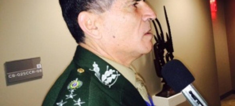 General Carlos Alberto dos Santos Cruz.