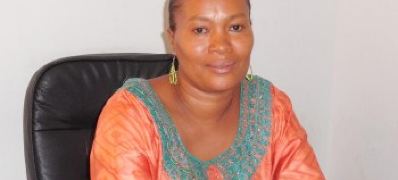 Caterina Veigas. Foto: Amatijane Candé.