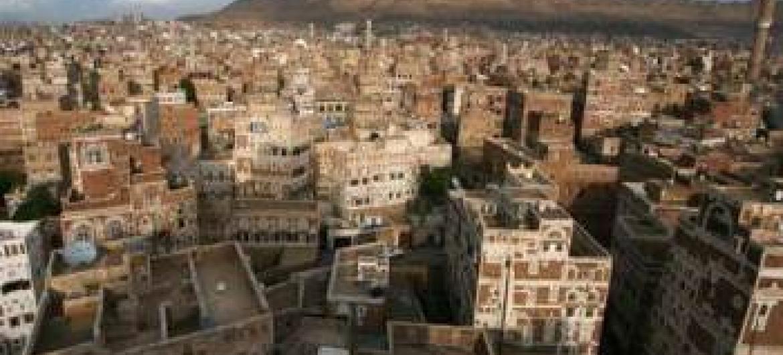 Sanaa era centro de rota comercial. Foto: Unesco.
