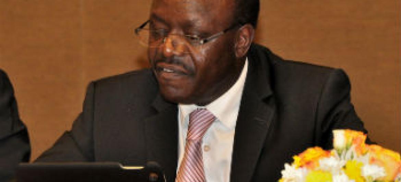 Mukhisa Kituyi é o secretário-geral da Unctad. Foto: Unctad