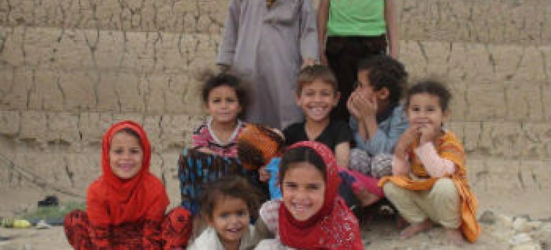 Crianças sírias. Foto: Unicef/Mujahed Alkhamri