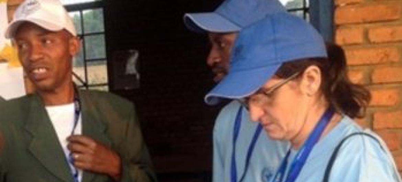 ONU tem 21 equipas de observadores no Burundi. Foto: Menub.