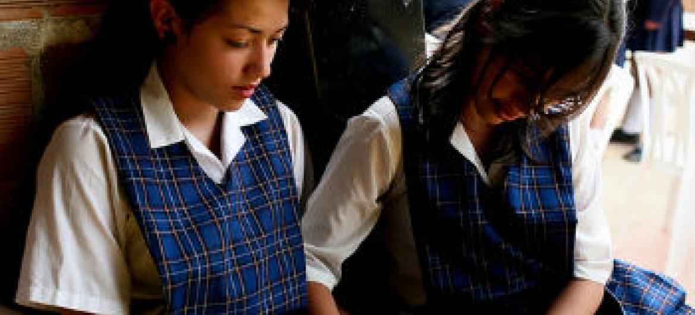 Objetivo referente à educação na América Latina foi alcançada. Foto: Banco Mundial