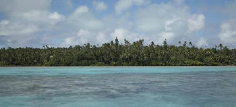 Combate às mudanças climáticas dos Pequenos Estados Insulares em Desenvolvimento. Foto: FAO/Sue Price