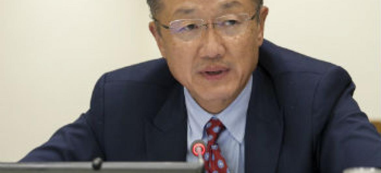Jim Yong Kim. Foto: ONU/Rick Bajornas