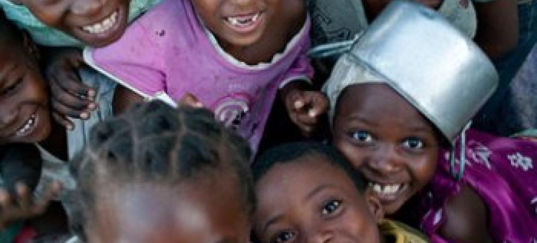 Acesso aos serviços sociais. Foto: Unicef.