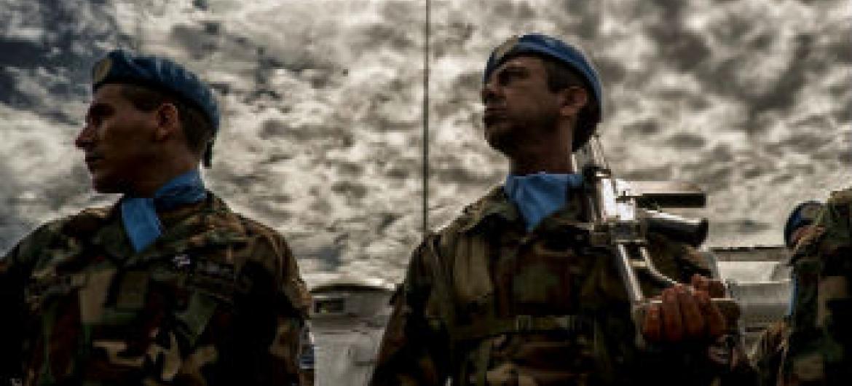 Tropa da ONU no Haiti. Foto: Minustah