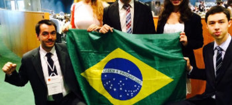 Cinco brasileiros entre os vencedores. Foto: Rádio ONU