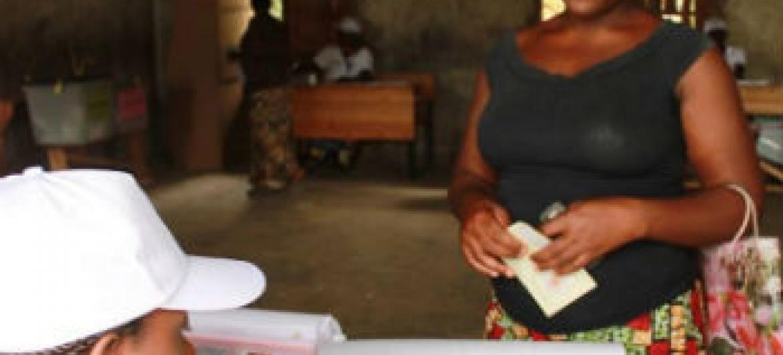 Eleições no Burundi. Foto: Missão das Nações Unidas de Observação Eleitoral no Burundi, Menub.