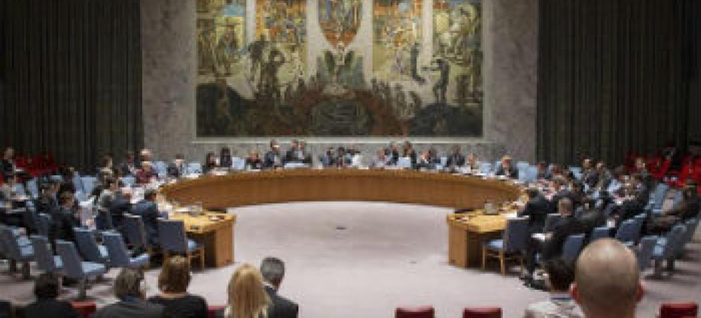 Conselho de Segurança: Foto: ONU/Loey Felipe.