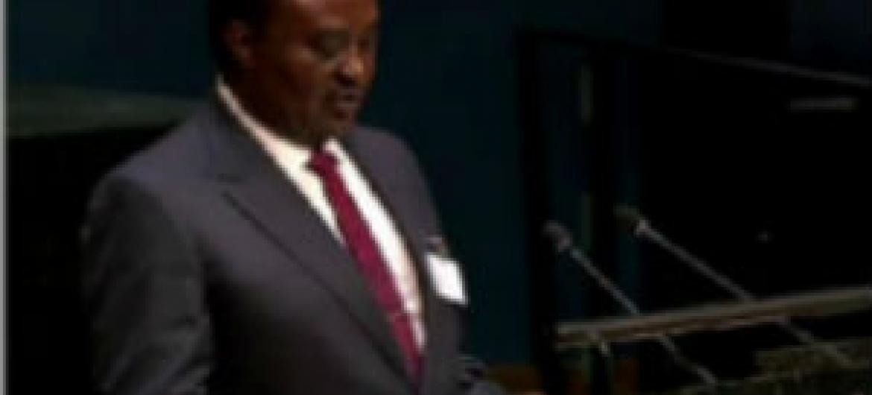 Presidente da Assembleia Nacional de Angola, Fernando Dias dos Santos. Foto: Rádio ONU.