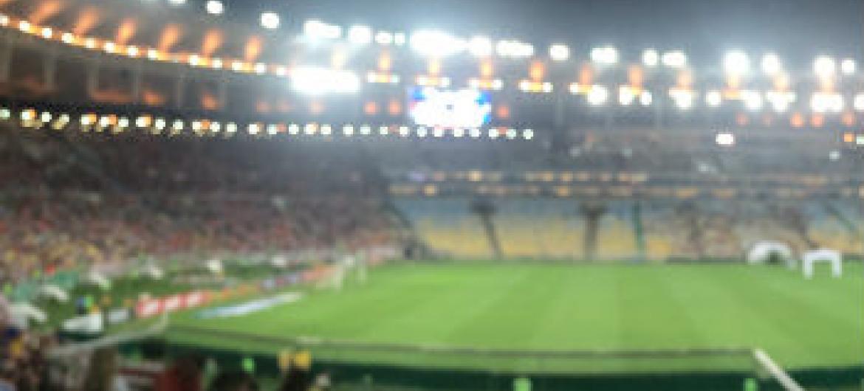 Estádio do Maracanã. Foto: Rádio ONU/Edgard Júnior