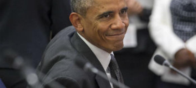 Plano de Barack Obama vai beneficiar o crescimento econômico. Foto: ONU/Rick Bajornas