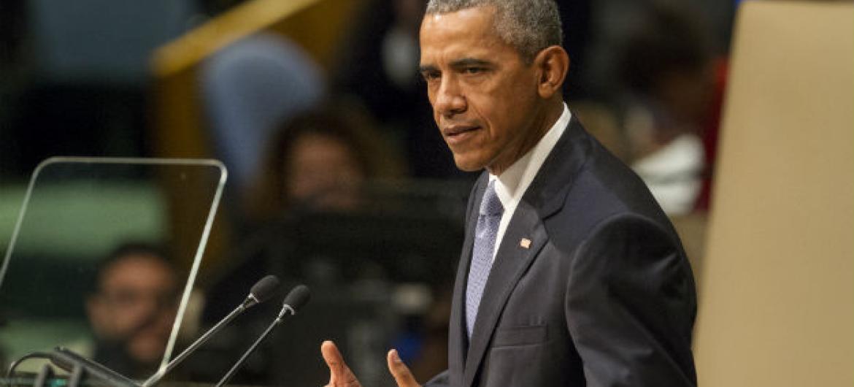 Especialistas em direitos humanos da ONU fizeram um apelo ao presidente dos Estados Unidos, Barack Obama. Foto: ONU/Loye Felipe (arquivo)