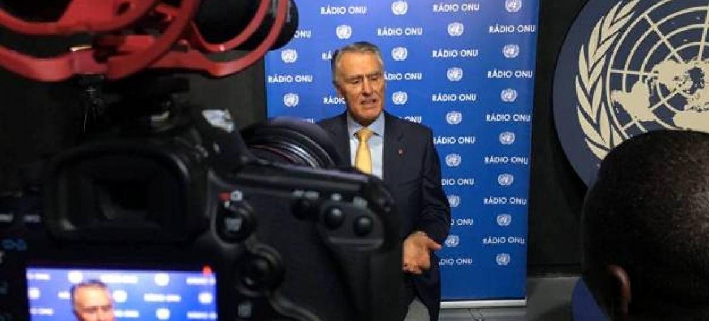 Cavaco Silva disse prever sucesso no reforço da cooperação económica na Cplp.
