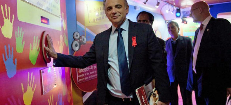 Luiz Loures. Foto: Onusida.