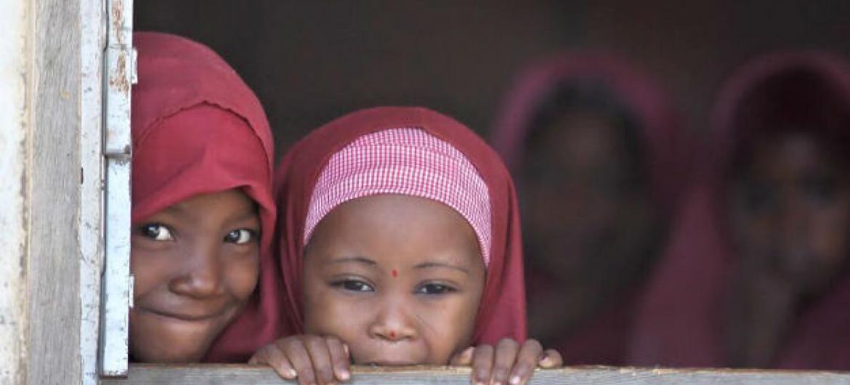 Desnutrição aguda no Sahel afeta 5,9 milhões de crianças menores de cinco anos. Foto: OMS/T. Moran