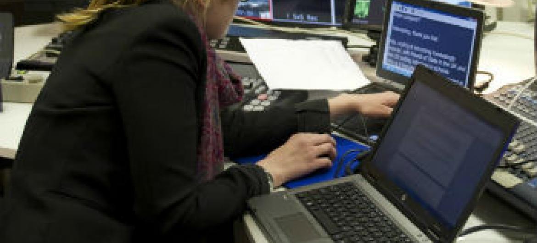 Acesso à internet pode acelerar o desenvolvimento. Foto: UIT