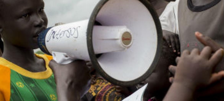 Ban ressalta participação da sociedade em dia internacional. Foto: ONU