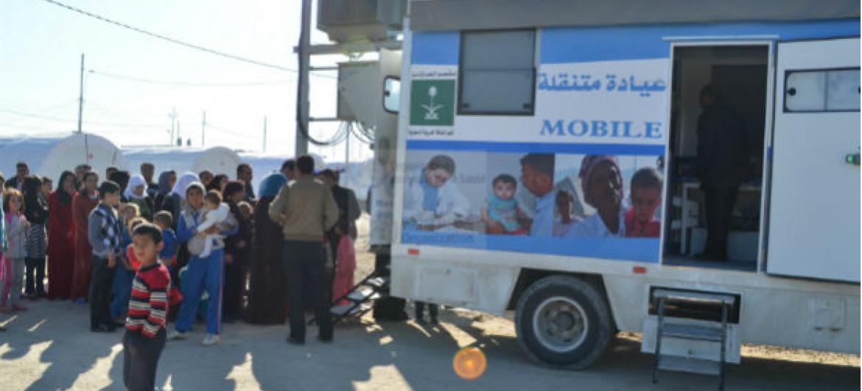 Para manter sua resposta, o Unicef precisa urgentemente de US$ 12,7 milhões.Foto: OMS/Pauline Loyce Ajello