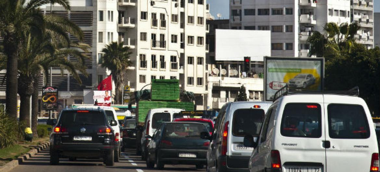 O Brasil precisa melhorar a legislação sobre velocidade. Foto: Arne Hoel / Banco Mundial