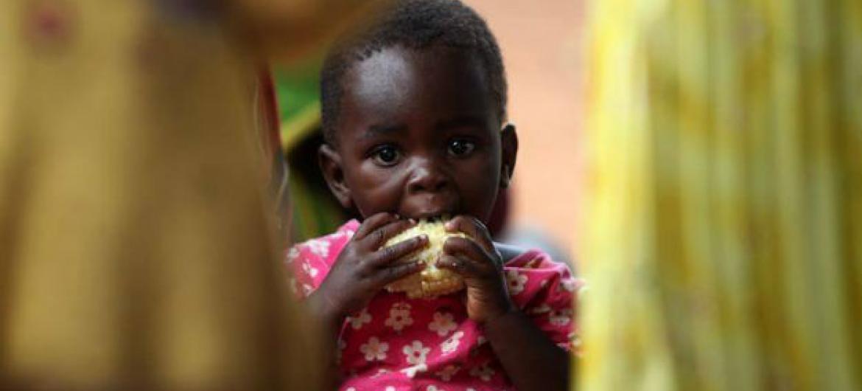 Dia Mundial de Alimentação. Foto: FAO/Paballo Thekiso