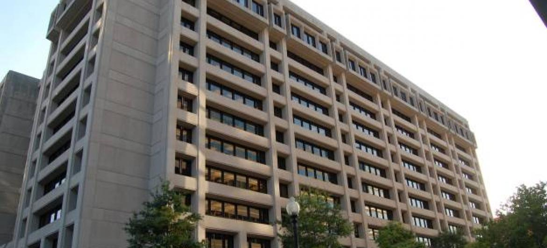 Sede do FMI em Washington. Foto: FMI.
