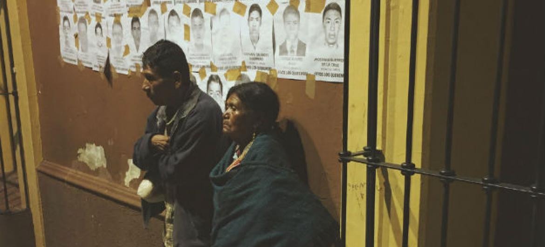 Existem 26 mil pessoas desaparecidas no México. Foto: Jeca Taudte