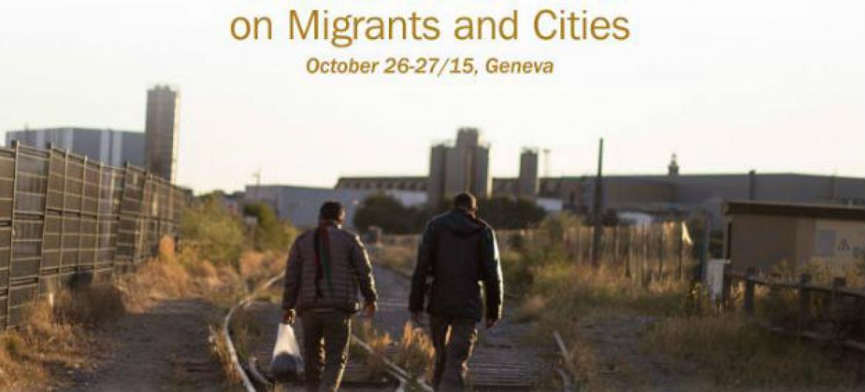 Conferência de Alto Nível sobre Migrantes e Cidades. Imagem: OIM